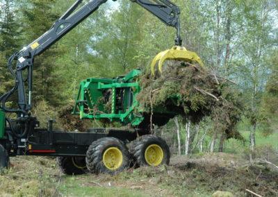 Optimização das cadeias logísticas da biomassa