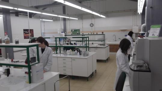 Manutenção da acreditação do Laboratório